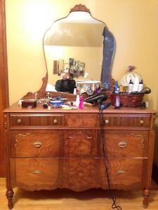 Old antique dressers
