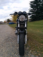 Naked City-Bike: GS500F - Great Condition