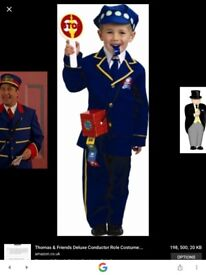 Deluxe Thomas the tank dress up