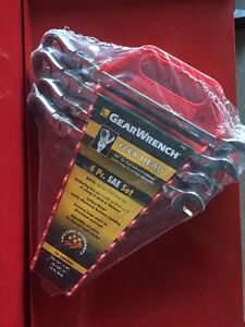 Gearwrench 4pc SAE set with rack