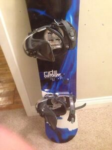 Adult Men's Ride Snowboard