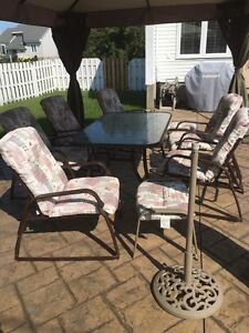 Set de Patio magnifique a vendre **Reduced**