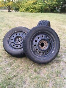 5x115 winter tire malibu