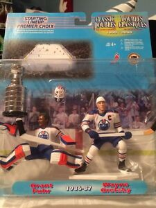 Gretzky/Fuhr Stanley Cup Starting Lineup