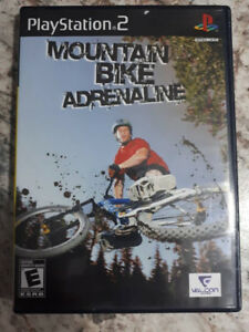 MOUNTAIN BIKE ADRENALINE PLAYSTATION 2