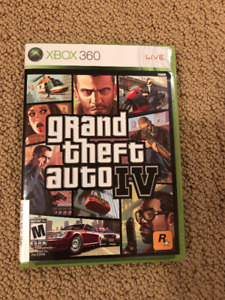 Xbox 360 RPG and Single-Player Games: Grand Theft Auto, Bioshock