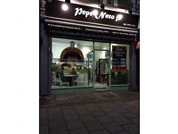 Delivery Drivers and Wood fire oven pizza maker in Chiswick