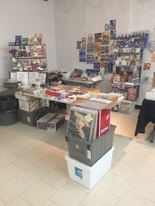 Oct 1st Noon - 5:00 Sportcard & Collectables Show Nutana Legion