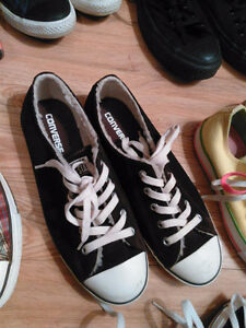 Converse Shoe Sale Kids & Adults Like New $25 or Less London Ontario image 6