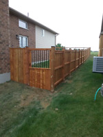 Fences and Decks by Gopher Wood Construction