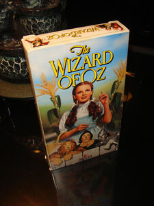 VHS-ORIGINAL-COLLECTION-THE WIZARD OF OZ-FILM/MOVIE