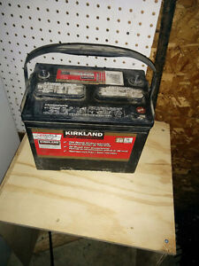Car battery good condition