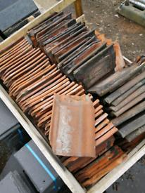 Gaelic clay roof tiles