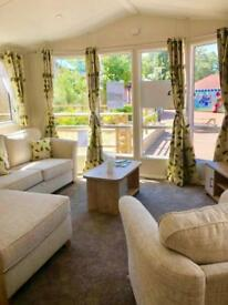 New Willerby Winchester 3bed holiday home near Poole and Bournemouth