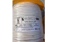 8 core screened Ventcroft alarm cable