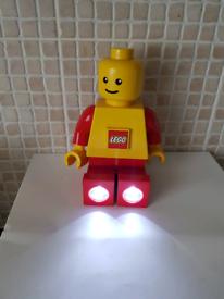 Lego figure torch original