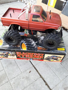 Tamiya Blackfoot Xtreme RC Truck - Red