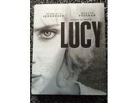 Lucy blu ray steelbook