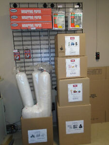 **** Boxes starting at $0.99 and Moving Supplies on Sale **** Cambridge Kitchener Area image 2