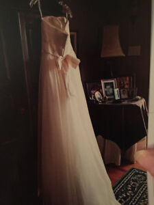 One of a Kind Canadian Made Wedding Dress