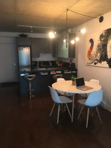 CONDO 3 1/2 - GRIFFINTOWN - SEPTEMBER 1st