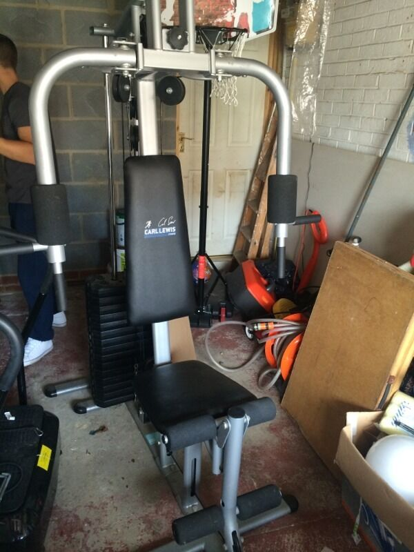 Carl Lewis Multi Gym In Ponteland Tyne And Wear Gumtree