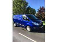 2014 64 FORD TRANSIT CUSTOM TREND 2.2TDCi 270 100BHP ONLY 18000 MILES 1 OWNER
