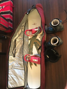Burton Snowboard Package