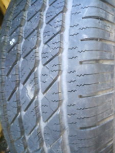 LT 245/70/17 Michelin