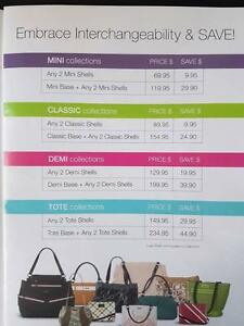 Miche bag use as a Baby bag + 3 shells Upper Coomera Gold Coast North Preview