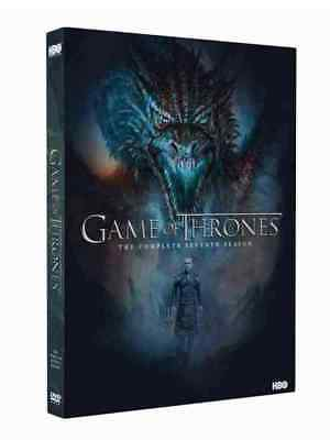 Game of Thrones Season 7 DVD 2017 US Seller Fast Shipping *New*