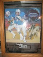 Houston Oilers Mirror