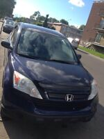 Honda Crv 2008 automatique 140 000km certifié