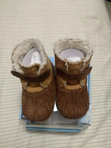 Baby boy shoes one for 10$_size 12-18month