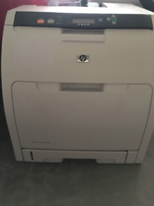 2 - HP 3600 Laser Printers with lots of toner