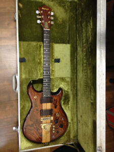 Ibanez MC300 BS Brown Stain 1978 Through Neck Musician