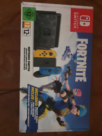 Nintendo switch new and sealed