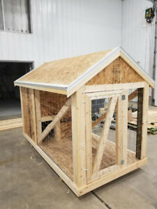 Custom Dog Kennels for Sale. 1,995 and up   (KENNELS n' SHEDS)