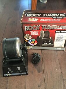 Dr. Cool Rock Tumbler-great condition!