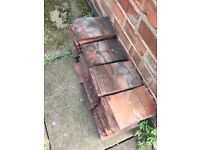 70 x rosemary tiles good condition