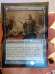 Dimir Delver Magic The Gathering Deck