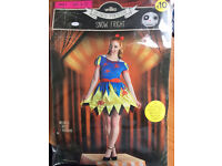 Halloween Costume Snow Fright NEW