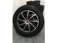 "VW Transporter 16"" Steel Wheels"