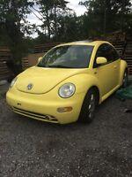 New beetle 2000