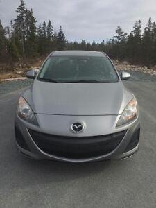 2011 Mazda 3 Sedan 2.2L low mileage