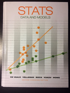 Stats 151 - Data and Models - Second Canadian Edition
