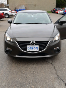 Selling my Mazda 3 Sport SD 2015 all included