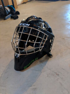 Goalie Equipment REDUCED TO SELL