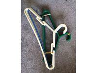 18 Free hangers