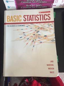 Basic Statistics for Business & Economics 5th Edition